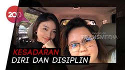 Tips Punya Berat Badan Ideal dari Ricky Cuaca dan Natasha Wilona