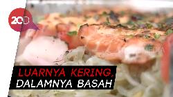 Unik! Cobain Sushi dalam Lasagna Yuk