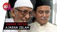 Abu Bakar Baasyir Ogah Teken Surat Setia Pancasila