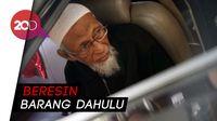 Abu Bakar Baasyir Tak Ingin Buru-buru Dibebaskan
