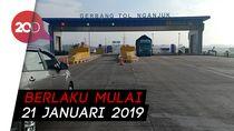Mulai Senin Besok Tol Trans Jawa Sudah Berbayar, Ini Tarifnya!