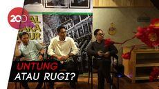 Infrastruktur Dikebut Jokowi, Apa Dampak Bagi Milenial?