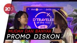 Kata dTraveler tentang Pengalaman Mereka Jalan-jalan Pakai tiket.com