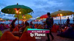 Menikmati Makanan Khas Amerika Latin di Pantai Seminyak Bali