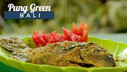 Lezatnya Ikan Mujair Nyat-nyat Khas Warung Makan Pung Green, Bali