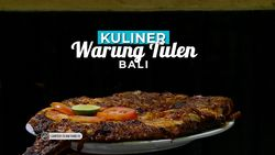 Warung Tulen, Warung Seafood di Bali yang Tidak Pernah Sepi Pembeli