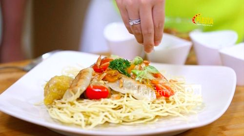 Resep: Ifumie Ala Fiesta with Chef Gerry and Tasya Kamila
