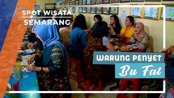 Warung Penyet Bu Fat, Semarang