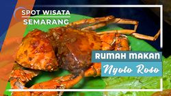 Kepiting Nyoto Roso, Semarang