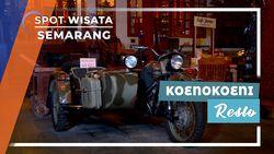 KoenoKoeni Resto, Semarang