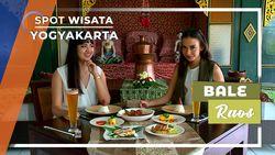 Restoran Bale Raos, Yogyakarta
