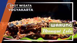 Warung Mangut Lele, Yogyakarta