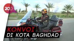 Ada Geng Moge di Irak, Anggotanya Dilarang Bahas Ini