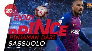 Barcelona Boyong Kevin Prince Boateng ke Camp Nou