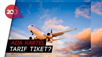 KPPU Temukan Dugaan Permainan Harga Tiket Pesawat!