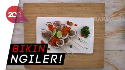 Yummy! Cumi Taichan Isi Bakso yang Hits di Yogyakarta