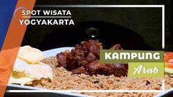 Berbagai Macam Kuliner di Kampung Arab, Yogyakarta