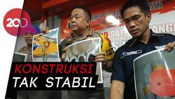 Jalan Gubeng Ambles, IMB RS Siloam Berubah-Ubah
