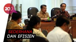 Jokowi Soal RUU Migas: Reformasi Tata Kelola