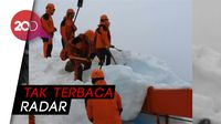 Kapal Ekspedisi Antartika Tabrak Gunung Es