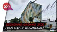 Menyusuri Bandung Creative Hub yang Diterpa Isu Pungli & Kini Sepi