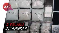 Penangkapan Sindikat Narkoba di Sulsel, 5 Kg Sabu Diamankan