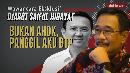 Djarof Saiful Hidayat Bicara Soal Masa Depan Ahok