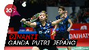 Greysia/Apriyani Raih Tiket Semifinal Indonesia Masters 2019