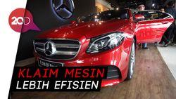 Kenalkan E 350 EQ Boost, Jagoan Baru Mercedes-Benz 2019