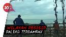 Sebulan Berlalu, Jejak Tsunami Selat Sunda Masih Tampak