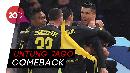 Juve Diubrak-abrik Lazio, Untung Ada Ronaldo