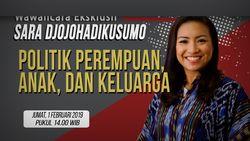 Tonton Wawancara Eksklusif Sara Djojohadikusumo