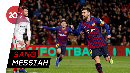Highlight La Liga, Valencia 2 Messi 2