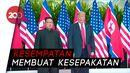Peluang Pelucutan Nuklir Korut di Pertemuan II Trump-Kim