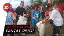 Aksi Menteri Susi Perang Lawan Sampah Plastik di Trenggalek