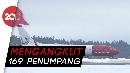Diancam Bom, Pesawat Norwegia Putar Balik