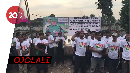 Ojolali Dukung Jokowi-Maruf Amin