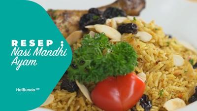 Resep Mandhi Ayam