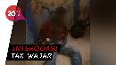 Interogasi Pencuri Pakai Ular Berujung Permintaan Maaf Polisi