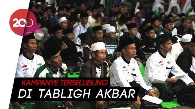 Slamet Maarif: Status Tersangka Slamet Ma'arif Dibahas 3 Unsur Gakkumdu