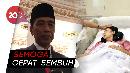 Doa Jokowi Untuk Kesembuhan Ani Yudhoyono