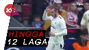 Selebrasi Bale Berbuntut Ancaman Larangan Bertanding