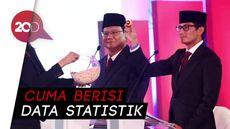 Bukan Contekan, Tapi Prabowo akan Bawa Catatan di Debat Kedua