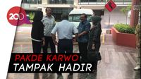 CT Didampingi Istri Besuk Ani Yudhoyono