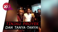 Testimoni Warga soal Kunjungan Dadakan Jokowi pada Tengah Malam