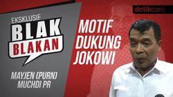 Blak-blakan Muchdi Pr: Motif Dukung Jokowi