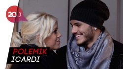 Mauro Icardi, Antara Inter Milan dan Sang Istri