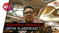 Ada Bupati Kutuk Kades Tak Pro-Jokowi, Mendagri Serahkan ke Panwas