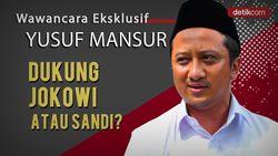 Segera Deklarasi, Ustaz Yusuf Mansur Dukung Jokowi atau Sandi?