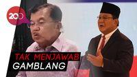 JK Bicara Lahan Prabowo yang Digunakan Kombatan GAM
